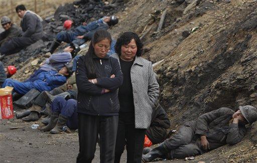 China Mine Flood