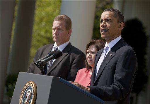 Obama Mine Safety