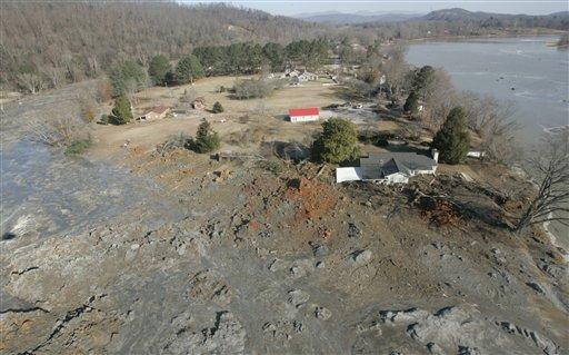 Coal Ash Spill