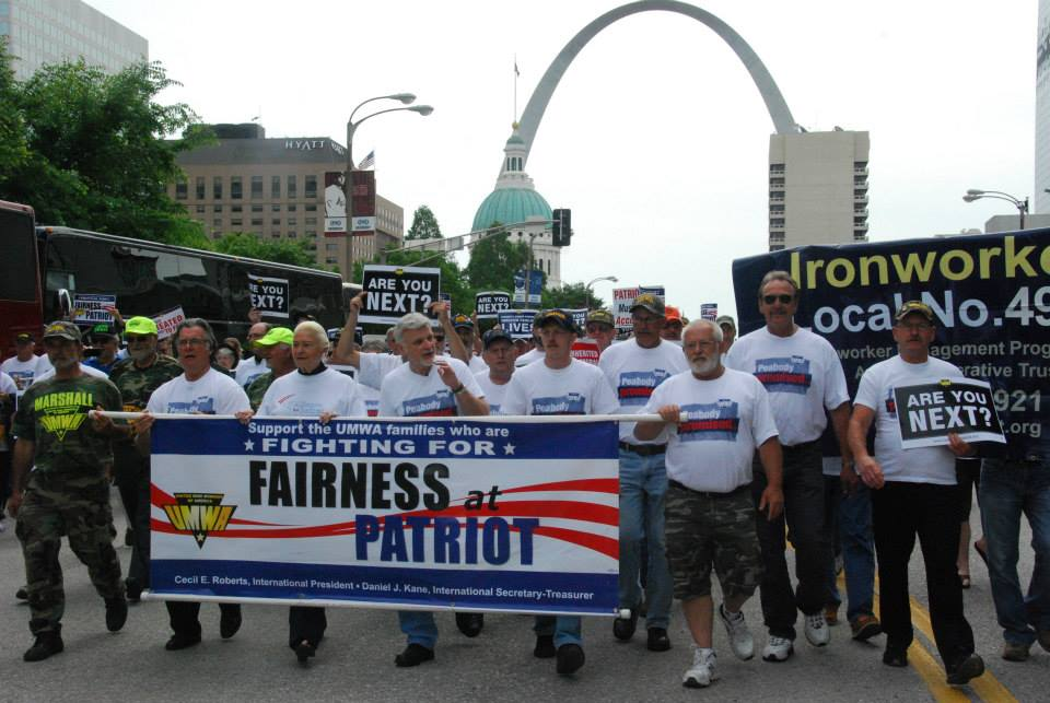 Patriot Coal May 2013 Rally