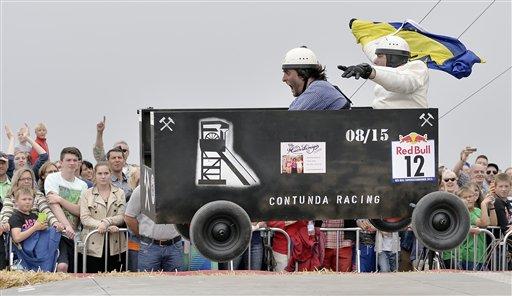 Germany Soapbox Race