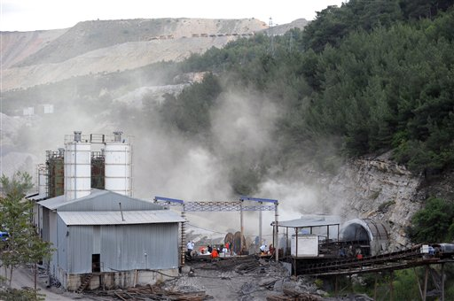 Turkey Mining Accident