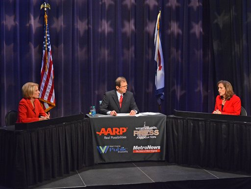 Senate Debate West Virginia