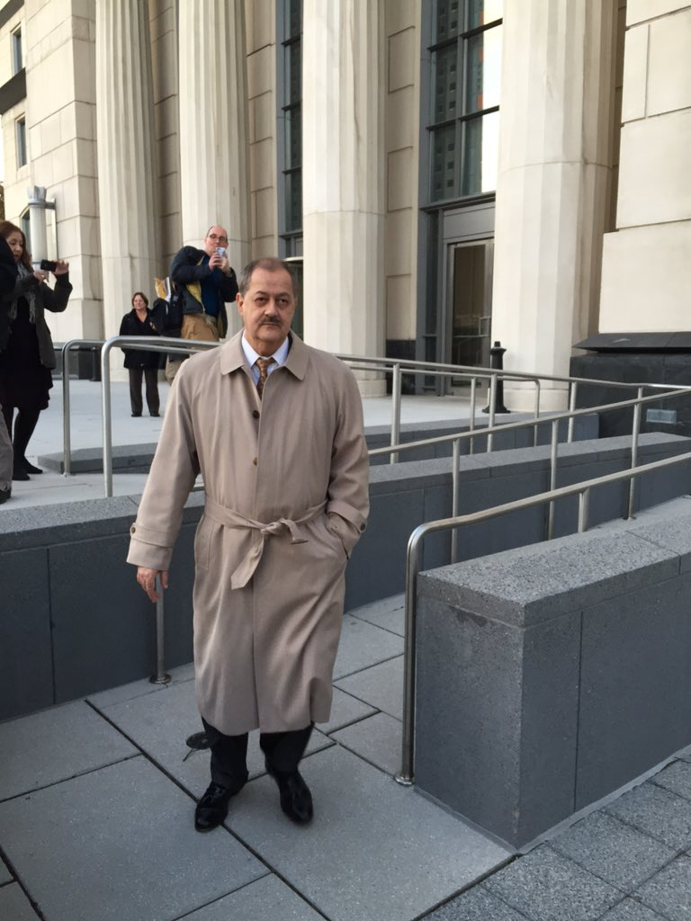 Blankenship Leaving Nov 23