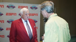 Schnellenberger is proud of FAU's growth.