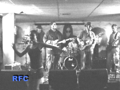 The Synergy Collective at The Blue Parrot