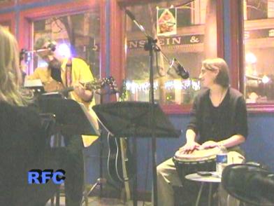 Doug and Casi at Taylors