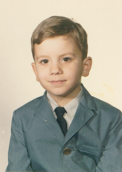 Snappy Dresser at age 6