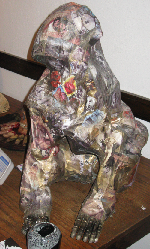 Sculpture by Matthew Thompson