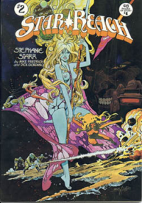 At least she's still topless on the Neal Adams cover.