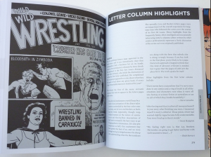 A look inside (image courtesy of Fantagraphics Books)