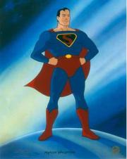 Max Fliescher does Superman