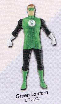 Missing in action: Green Lantern with Mormon  underwear