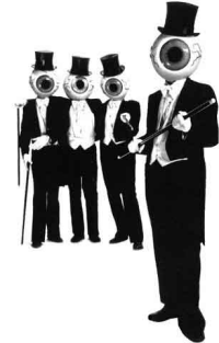 The Residents. I say they're Prog.