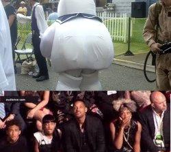 Will Smith and family were shocked!