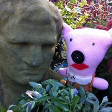 Wanda Petunia and friend
