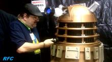 """Thank you, Mr. Dalek!"""