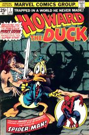 Howard the Duck 01 - 00 - FC