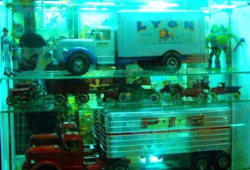 Even more trucks