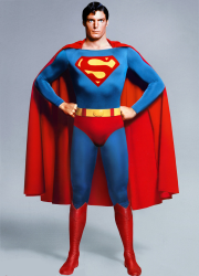 Great Superman, so-so movie