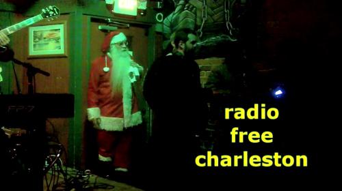 Santa walks into a bar...
