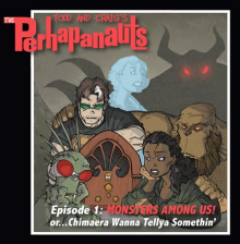 perhapanauts audio2