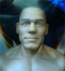 Gaze into John Cena's weird blue dots