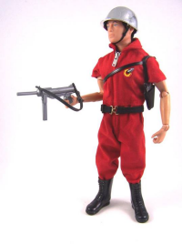 "A very limited edition ""Defender of Bulletman"" will be sold at JoeLanta by Cotswold Collectibles"
