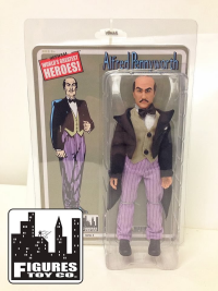 Alfred, from Wave Three of the Batman series