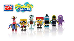 SpongeBob comes to building sets later this year