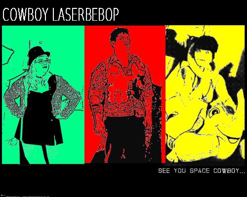 Cowboy-BebopLASERART
