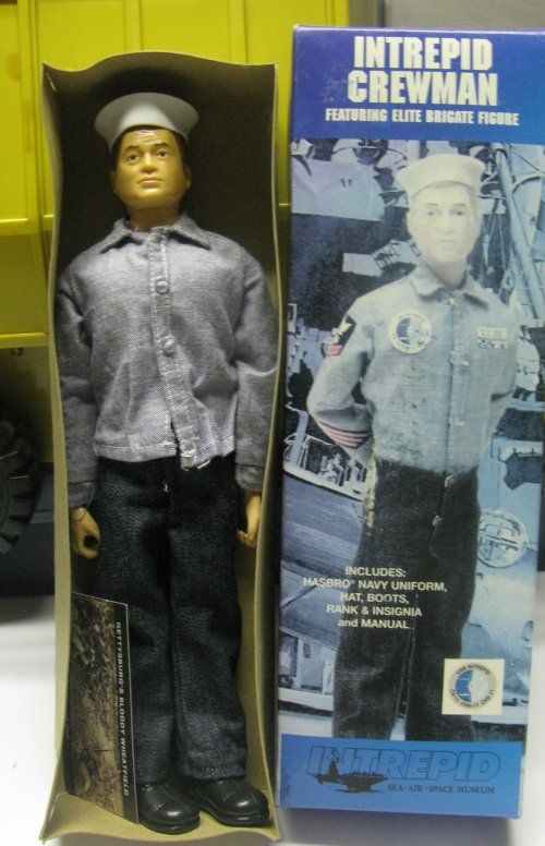 A bargain-priced limited edition from one of the first GI Joe conventions in 1994