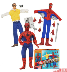 The Diamond Select/EMCE Toys Spider-man
