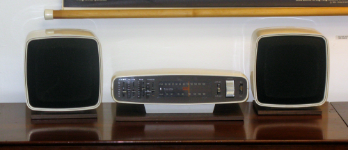 A pristine Zenith Stereo from 1970
