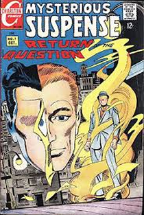 Steve Ditko's The Question stands as one of the best comic books of the 1960s