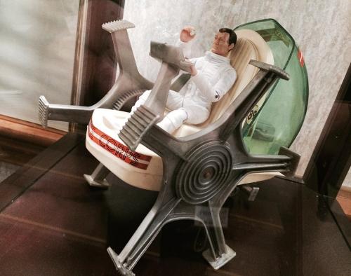 Johnny Apollo was Marx Toy Company's answer to Mattel's Major Matt Mason