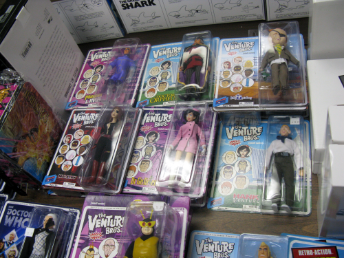 I still need to get a few of these Venture Brothers figures