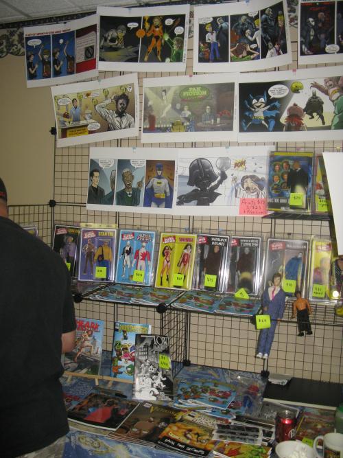 Cool comics-based customs