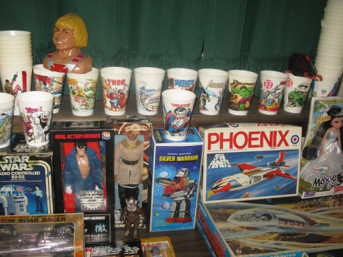 7-11 Marvel cups and other coolness