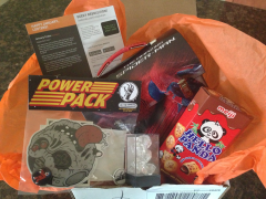 This Loot crate from last year seems to consist entirely of stuff picked up cheap at the local Five Below
