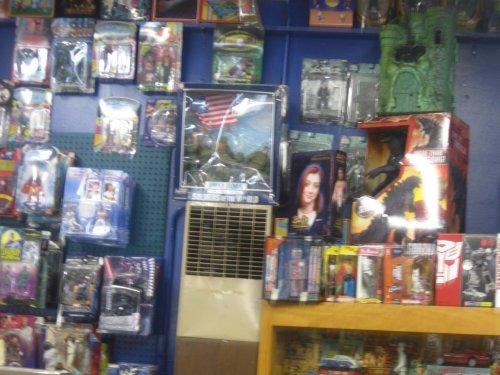 SOTW, Buffy, Godzilla and more