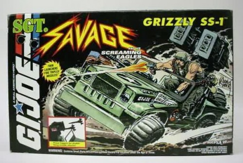 Unofrtunately the toy world is littered with brilliant efforts that were undermined by fate