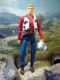 Noahs custom Kid Colt, Outlaw