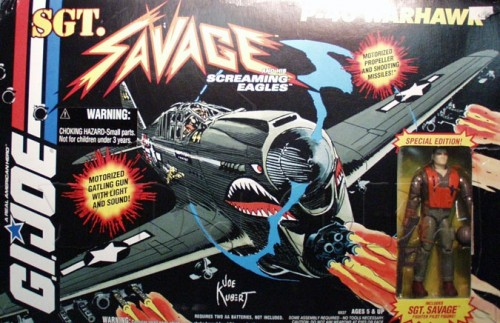 One of the coolest toys that hardly anyone ever saw
