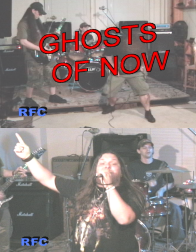 Ghosts of Now, with Lee Harrah