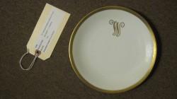 """It's really just a plate with a """"W"""" on it, not a real prop"""