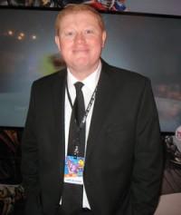 Mark Weber, GI Joe's new brand manager