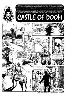 Classy art by comics vet, Rich Buckler