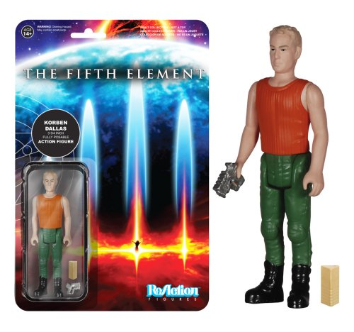 """We couldn't leave without showing a few of the figures based on """"The Fifth Element."""""""