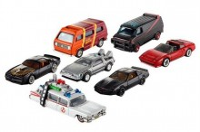Its great that Mattel made really cool pop culture cars, but they were nearly impossible to find at retail